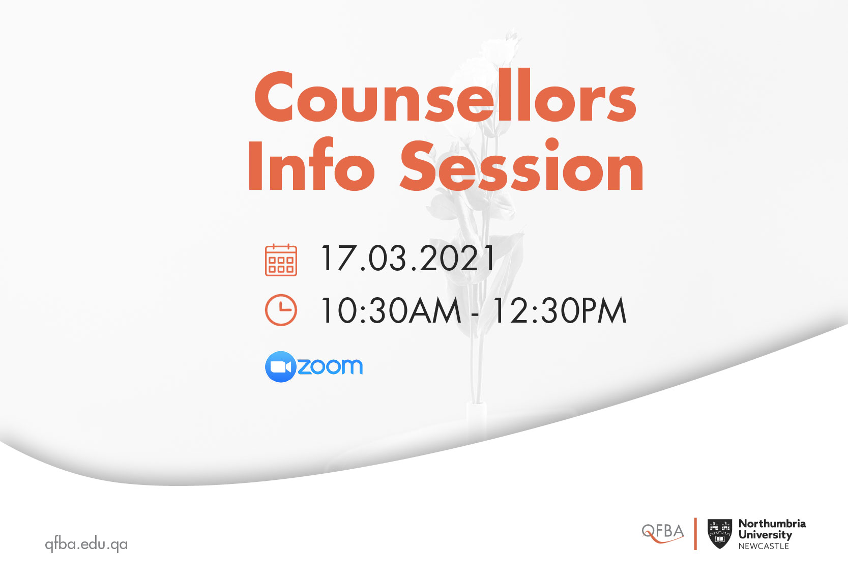 Counselor info session-website